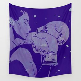 Boxing Club 2 Wall Tapestry
