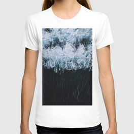 The Color of Water - Seascape T-shirt