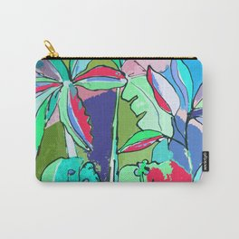 Tropical Explosion Carry-All Pouch