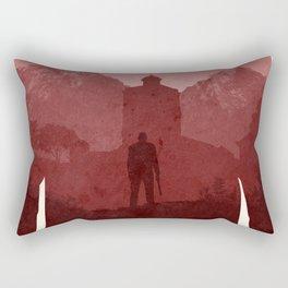 Hitman Rectangular Pillow