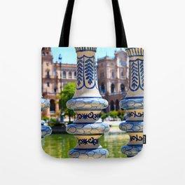 Glimpse of Spain Tote Bag