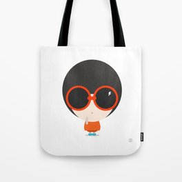 Miss shades Tote Bag