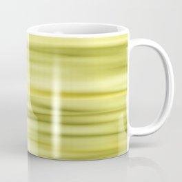 Strpes yellow Coffee Mug