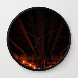 underpass Wall Clock