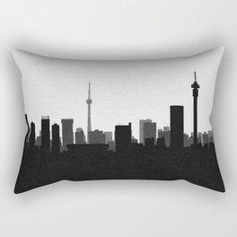 City Skylines: Johannesburg Rectangular Pillow