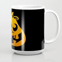 Pumpkin Goofy Coffee Mug