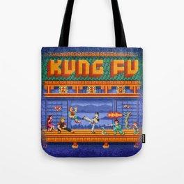 Fu Kung Tote Bag