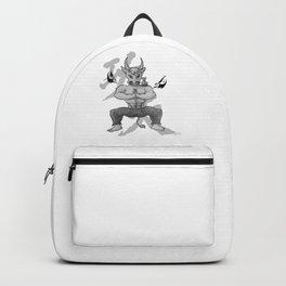 KungFu Zodiac - Rat and Ox Backpack