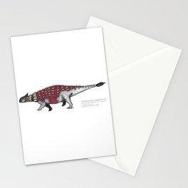 Ankylosaurus magniventris Stationery Cards