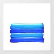 simplicity Canvas Print