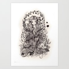 Dessa Art Print