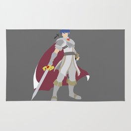 Marth(Smash)White Rug