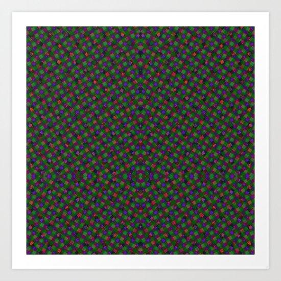 Pattern #19 Art Print
