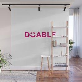 Doable II Wall Mural