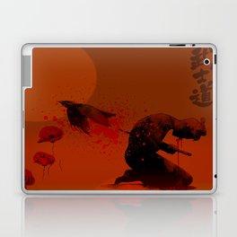 Seppuku ( Hara Kiri) The liberation of the spirit of the samurai Laptop & iPad Skin