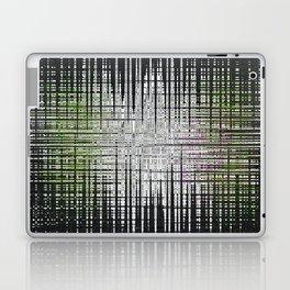 noir abstrait Laptop & iPad Skin