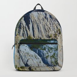 Morrow Canyon in Jasper National Park, Canada Backpack