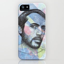 Colin Greenwood - I Might Be Wrong iPhone Case