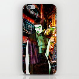Hungry Ghost iPhone Skin