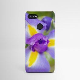 Purple Iris Android Case
