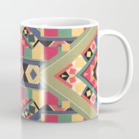 star Mugs featuring B / O / L / D by Bianca Green