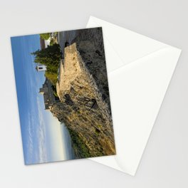 Marvao in the evening Stationery Cards