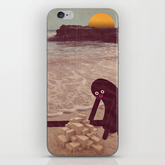 s te s s a s p i a g g i a iPhone & iPod Skin