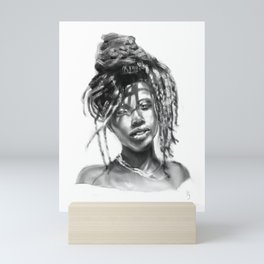 Extensions Mini Art Print