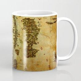 Eriador & Rhovanion Coffee Mug