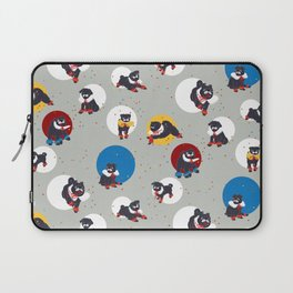 Pug Party Laptop Sleeve