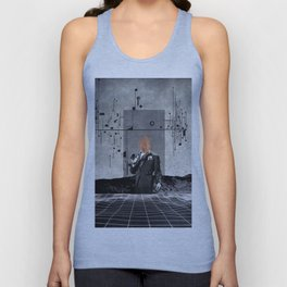 Disowned Unisex Tank Top