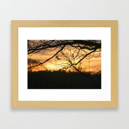Tranquil Framed Art Print