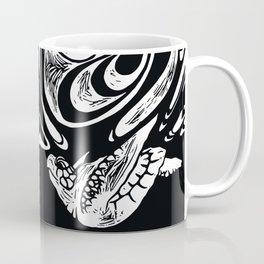 Sink or Swim Sea Turtle Coffee Mug
