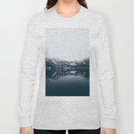 Alpine Lake Refletions Long Sleeve T-shirt