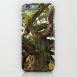 Old Oak Tree Ultra HD iPhone Case