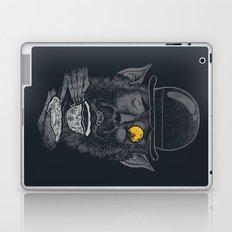 a british gentleman werewolf  Laptop & iPad Skin
