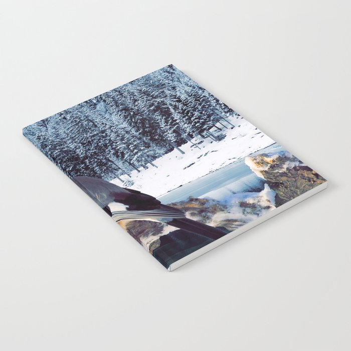 Winter Moments Notebook
