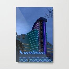 Century Downtown Ventura Metal Print