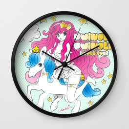 TWINCLE,TWINCLE,LITTLE STAR Wall Clock
