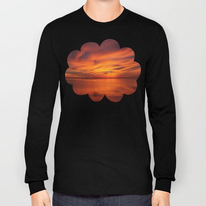 Amazing sunset. Sunset series Long Sleeve T-shirt