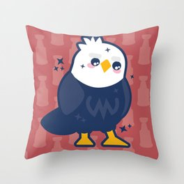 Capitalize On This Throw Pillow