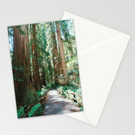 The Redwoods Stationery Cards