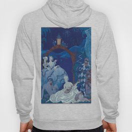 The night party Hoody