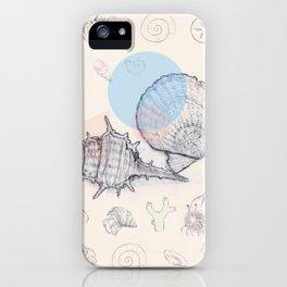 Seaside Cottage Beach Boi - Collab w Freezing Paint iPhone Case