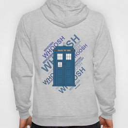 Tardis Whoosh sound Doctor Who Hoody