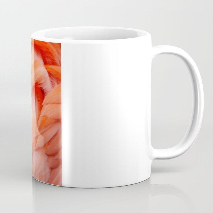 Flamingo Feathers Coffee Mug