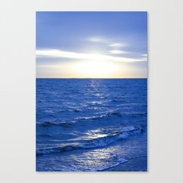 Heavenly Blues - Gagliano Photography Canvas Print