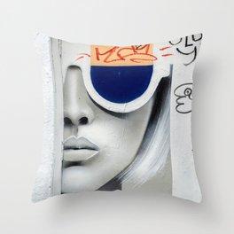 Urban Tapestry X Throw Pillow