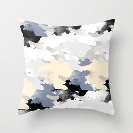 Pattern v6 #soiety6 Throw Pillow