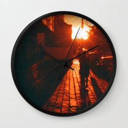 springfire Wall Clock